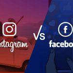 Facebook vs. Instagram – wat is de beste keuze?
