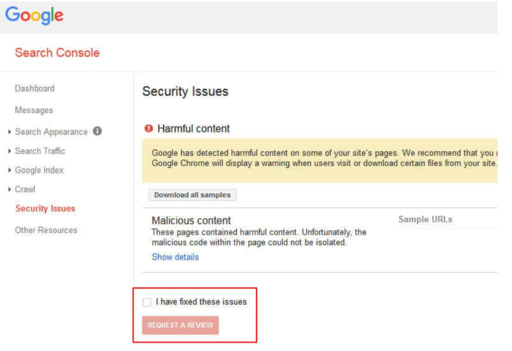 veiligheidswaarschuwing-google